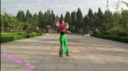 阿梅舞蹈《火热的爱》原创舞蹈 正背面教学演示