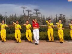 舞动旋律2007健身队《自由自在》原创舞蹈 附正背面口令分解教学演示