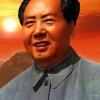 那是伟人毛泽东