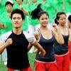 民族健身操