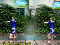 谢春燕广场舞《穿越》原创舞蹈 附正背面口令分解教学演示