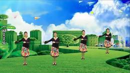 吉首骄阳舞韵广场舞《美美哒》原创舞蹈 附正背面口令分解教学演示