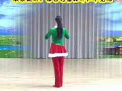 格格广场舞《朱迪娜娜》原创舞蹈 附正背面口令分解教学演示