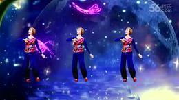 新疆花儿舞蹈《月落泉》原创舞蹈 正背面演示