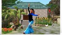 谢春燕广场舞《千年河阳》原创舞蹈 附正背面口令分解教学演示