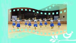 俏木蘭廣場舞《誘惑》原創排舞 正背面演示