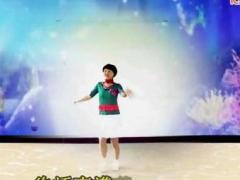 谢春燕广场舞《万万巡山舞》原创舞蹈 附正背面口令分解教学演示