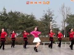 茉莉廣場舞《中國味道》原創舞蹈 附正背面口令分解教學演示