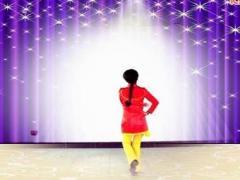 谢春燕广场舞《妹妹今天出嫁了》原创舞蹈 附正背面口令分解教学演示
