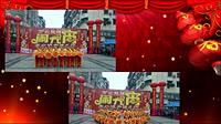 周思萍广场舞《亲亲茉莉花》原创舞蹈 团队正背面演示