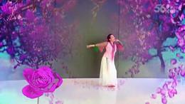 刘丽新广场舞《好一朵女人花》原创舞蹈 正背面演示