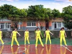蝶依广场舞《够兄弟》原创舞蹈 附正背面口令分解教学演示