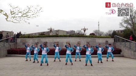 美久舞蹈《大王叫我来巡山》原创舞蹈 附正背面口令分解教学演示