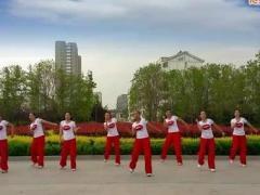 舞動旋律2007健身隊《火了火了火》原創舞蹈 附正背面口令分解教學演示