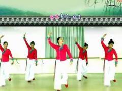 刘荣广场舞《紫竹调》原创舞蹈 附正背面口令分解教学演示