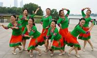 應子廣場舞《夢見你的那一夜》原創舞蹈 附正背面口令分解教學演示