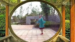湖北黄梅艳艳舞蹈队《白马》原创舞蹈 附正背面口令分解教学演示