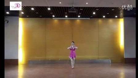 美久舞蹈《天在下雨我在想你》原创舞蹈 附正背面口令分解教学演示