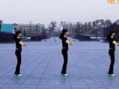 鄂州益馨廣場舞《重要的話說三遍》原創大眾健身舞 附正背面口令分解教學演示