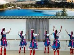刘荣舞蹈《最美的歌儿唱给妈妈》原创舞蹈 附正背面口令分解教学演示