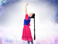 糖豆广场舞课堂《是风是雨》编舞娜娜 附正背面口令分解教学演示