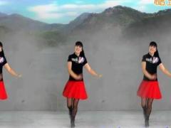 太湖一蓮廣場舞《北江美》原創舞蹈 附正背面口令分解教學演示
