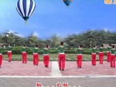 中油四季广场舞《情系老家》原创舞蹈 附正背面口令分解教学演示