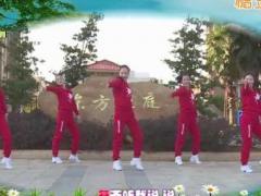 杨丽萍广场舞《你是我的panda》原创趣味健身操 附正背面口令分解教学演示