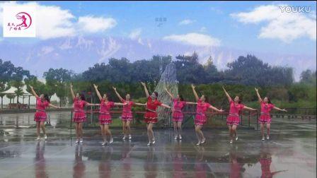 美久舞蹈《红马鞍》原创舞蹈 附正背面口令分解教学演示