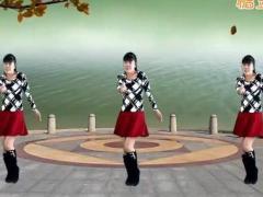 太湖一蓮廣場舞《北風吹又吹》原創水兵舞 附正背面口令分解教學演示
