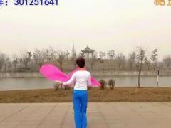 hehe+大众健身队《红红的中国》原创舞蹈 附正背面口令分解教学演示