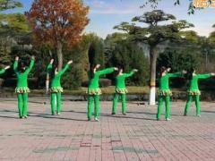 云裳廣場舞《夢中的胡楊》原創舞蹈 附正背面口令分解教學演示
