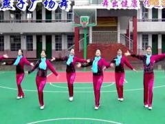 沅陵燕子廣場舞《你幸福我才快樂》原創舞蹈 附正背面口令分解教學演示
