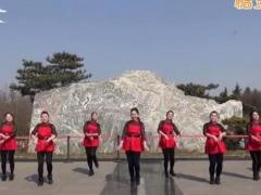 美久舞蹈《山谷里的思念》原创舞蹈 附正背面口令分解教学演示