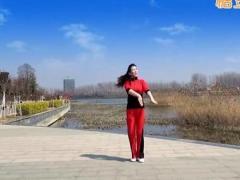 沭河之光广场舞《遍地是情歌》编舞沭河清秋 附正背面口令分解教学演示