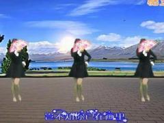 鄂州益馨广场舞《芙蓉雨》原创古典折扇舞 附正背面口令分解教学演示