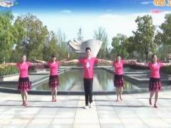 楠楠舞蹈《红尘情歌》原创舞蹈 附正背面口令分解教学演示