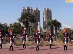美久广场舞《家在远方》原创单人水兵舞 附正背面口令分解教学演示