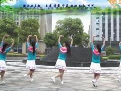 动动广场舞《十年河东十年河西》原创舞蹈 附正背面口令分解教学演示