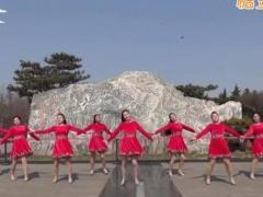美久广场舞《妈妈》原创三步抒情舞 附正背面口令分解教学演示