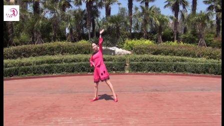 美久广场舞《妈妈辛苦了》原创舞蹈 附正背面口令分解教学演示
