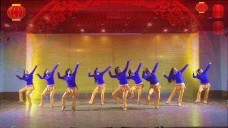 美久广场舞《我干了你随意》原创舞蹈 附正背面口令分解教学演示