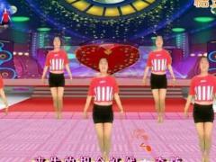 阿梅廣場舞《前世今生的輪回》原創健身舞 附正背面口令分解教學演示