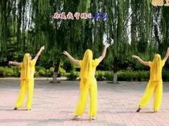 云裳馨悅廣場舞《美麗的神話》編舞花語 附正背面口令分解教學演示