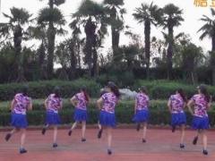 美久广场舞《爱情大师》原创现代舞 附正背面口令分解教学演示