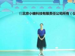 應子廣場舞《歡樂激情》原創舞蹈 附正背面口令分解教學演示