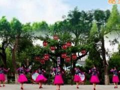 刘荣广场舞《兄妹情深》原创舞蹈 附正背面口令分解教学演示