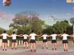 茉莉广场舞《爱是陪伴》原创舞蹈 附正背面口令分解教学演示