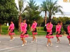 吉美廣場舞《百鳥朝鳳》原創舞蹈 附正背面口令分解教學演示