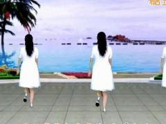 花家湖芳儿广场舞《风雨醉情缘》原创舞蹈 附正背面口令分解教学演示